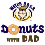 WatchDOGS Donuts with Dad